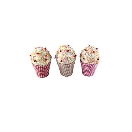 "Boîte en forme de crème glacée ""Cupcake"""
