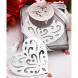 Books point Elegance coeur dans une boîte cadeau