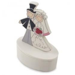 "Boîte de mariage ""classe"""