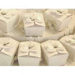 "Set 27 boîtes blanches"" Elegance"