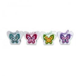Ensemble De Boîte de 12 printemps papillon