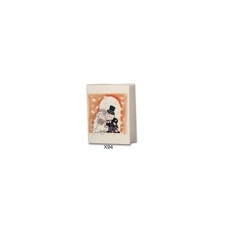 Lot 100 pcs. Pita Pit & Mariage Cartes Confetti