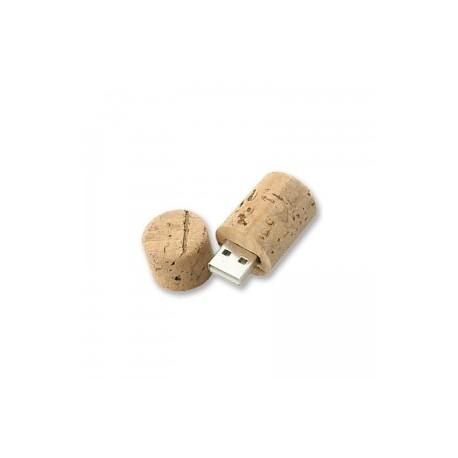 Mémoire USB 2 Go Cork Bouteille de vin Bouchon