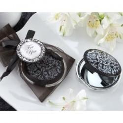 """Miroir Noir """"Glam"""""""