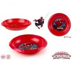 Assiette PVC Spiderman