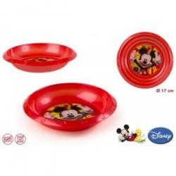 Assiette Mickey PVC