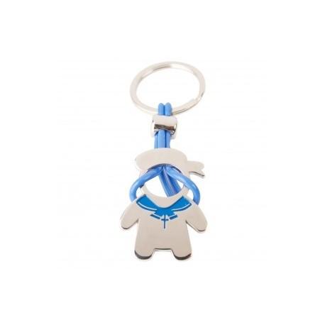 Porte-clés communion garçon