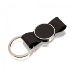 Elégant porte-clés pour les hommes.