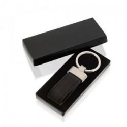 porte-clefs élégant dans un coffret cadeau