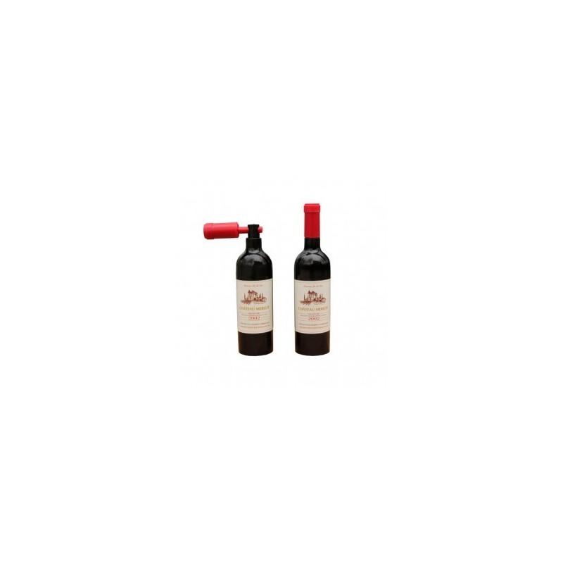 Tire bouchon en forme de bouteille de vin cadeauxmariages - Diametre bouteille de vin ...