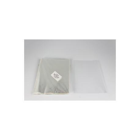 Lot de 100 sacs de cellophane transparent 9,5 x 12cm.