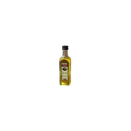 Bouteille de l'huile d'olive 60 ml.