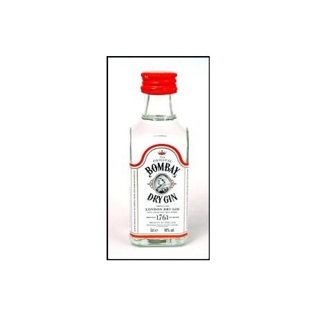 Miniature Genève Liquor Gin Bombay