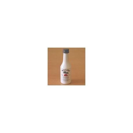 Miniature Malibu Liquor
