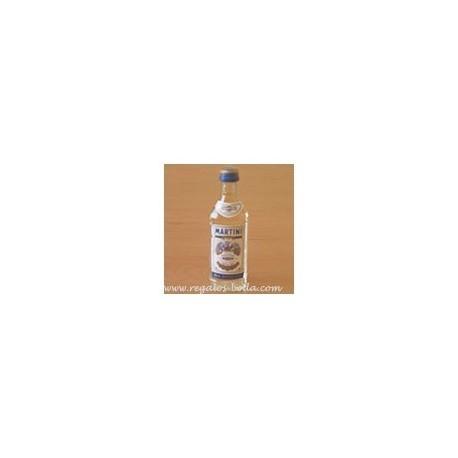 Miniature Liquor Martini blanc