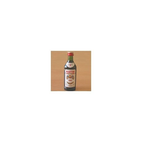 Miniature Liquor Martini Rosso