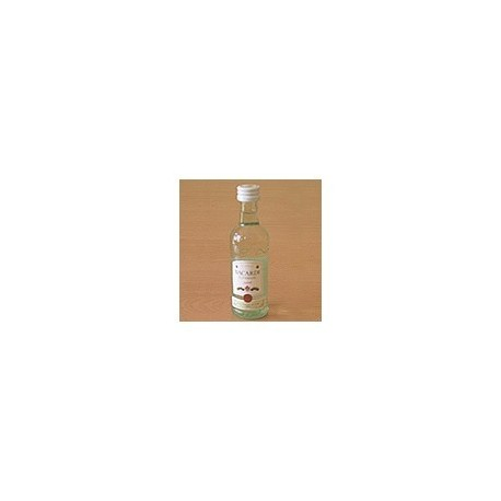 Bacardi Rum Liquor Miniature