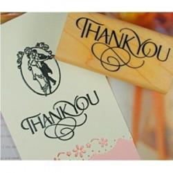 """Tampon """"Thank you"""""""