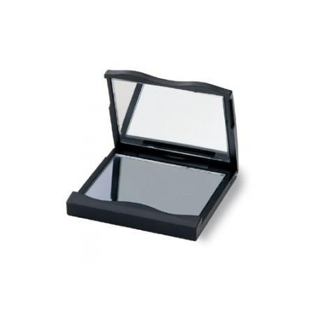 Miroir de maquillage normale et avec augmentation