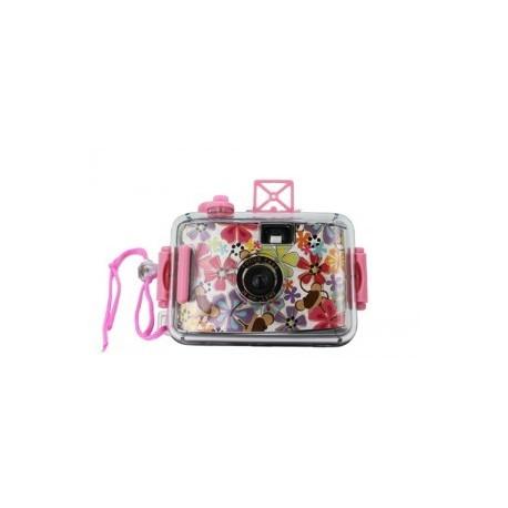 Caméra aquatique fleurs