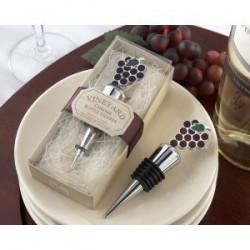 Bouchon de vin raisin