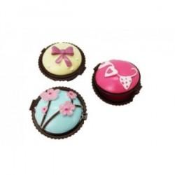 Muffins baume pour les lèvres