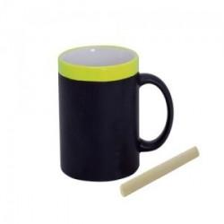 tasse ardoise en céramique