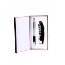 Set Pen & Décapsuleur élégante