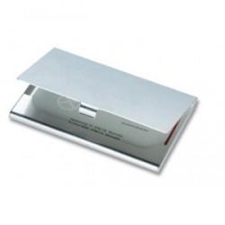 .Porte- cartes en aluminium