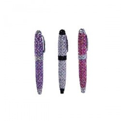 "Lumineux Pen ""Diamant"". Navires de couleurs assorties."