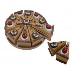 set 10 boites cupcake + présentoir