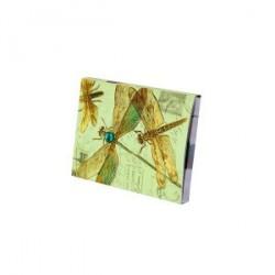 Notebook-Retro Floral Imprimer